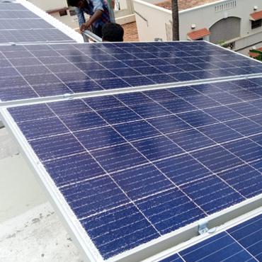SN Sun Power India Pvt Ltd